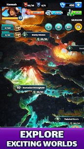Empires & Puzzles: Epic Match 3 Mod APK 40.0.0 (High Damage+Unlimited Coins) 6
