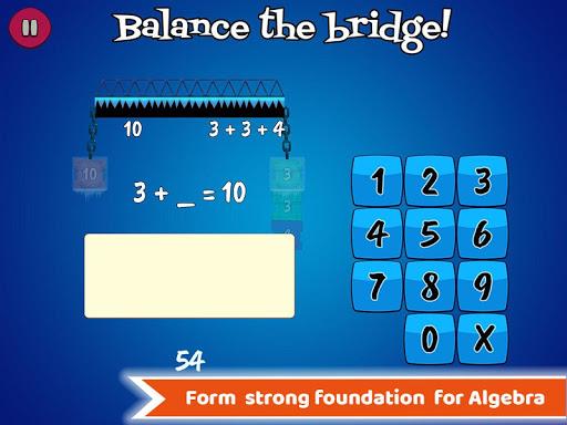 Math Balance : Learning Games For Kids Grade 1 - 5  screenshots 13