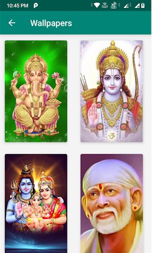All Gods Wallpapers - Hindu Gods HD Wallpapers screenshots 3