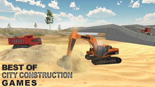 Heavy Excavator Simulator PRO 6.0 screenshots 8