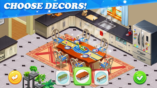 Dream Home Match u2605 Renovate Mansion  Screenshots 2