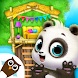 Panda Lu Treehouse - Build & Play with Tiny Pets - Androidアプリ