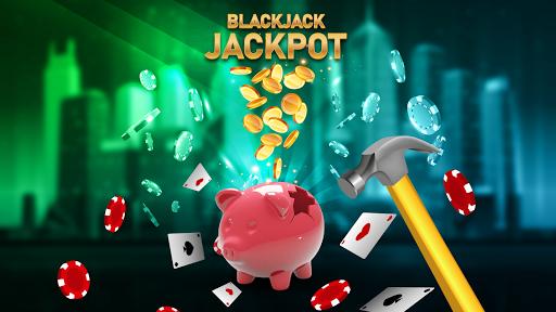 BLACKJACK 21 Casino Vegas: Black Jack 21 Card Game 1.0.6 Screenshots 4