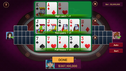 Chinese Poker Offline 1.0.6 screenshots 13