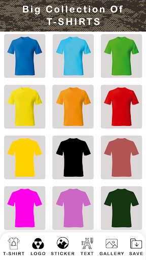T Shirt Design - Custom T Shirts  Screenshots 8