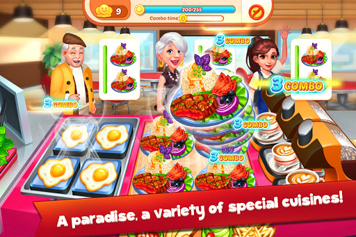 Restaurant Cooking: Crazy Chef & Home Design 1.3.4 screenshots 3