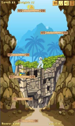 Mummy Jump 1.01 screenshots 3