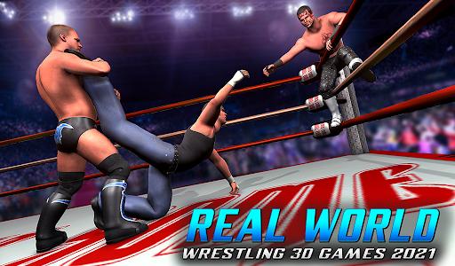 World Wrestling: Offline Games  screenshots 9