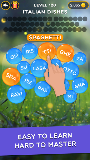Magnetic Words - Search & Connect Word Game apktram screenshots 2