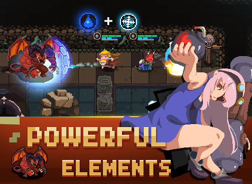Elemental Dungeon Apkfinish screenshots 15