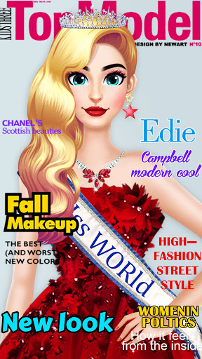 Fashion Girls Makeover Stylist - Dress up Games 0.7 screenshots 1