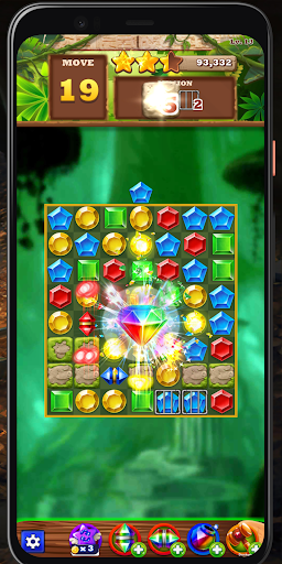 Jewel Quest : Match 3 android2mod screenshots 5