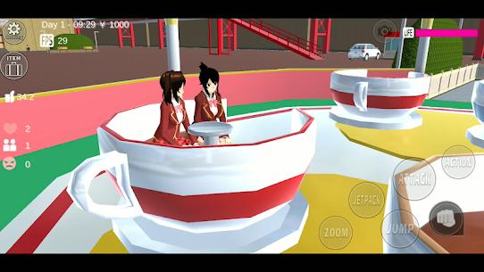 SAKURA School Simulator (MOD, Unlimited Money, Unlocked All) 4