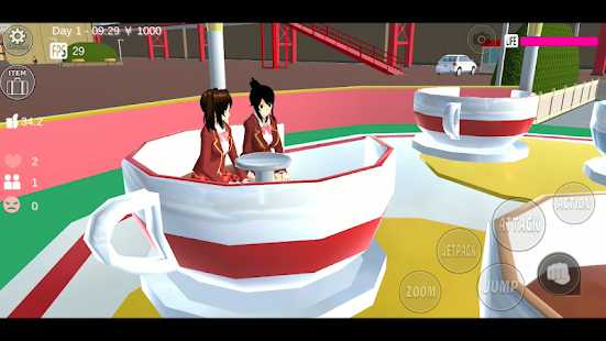 SAKURA School Simulator Screenshot