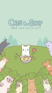 CATS & SOUP Mod Apk 1.5.2 (Mod Diamonds) 7