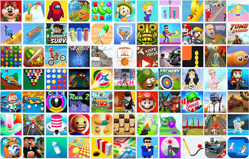 Games World Online, All Fun Games, New Arcade Game 1.0.51 screenshots 1