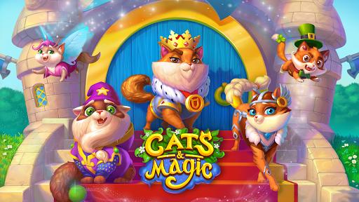 Cats & Magic: Dream Kingdom screenshots 2
