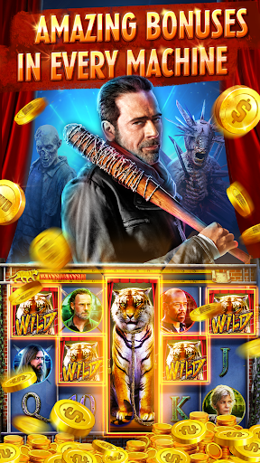 The Walking Dead: Free Casino Slots 218 screenshots 4