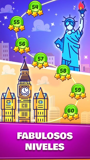 Screenshot 6 de Revienta burbujas - Juego de estallido de burbujas para android