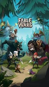 Fable Wars: Epic Puzzle RPG Mod Apk (Auto Win/No Ads) 8