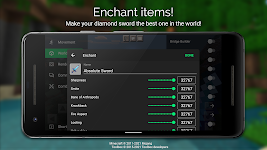 screenshot of Toolbox for Minecraft: PE
