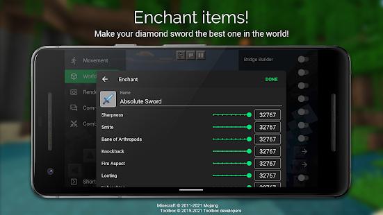 Toolbox for Minecraft: PE Mod Apk