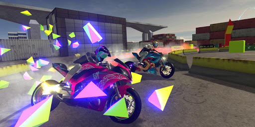 Drift Bike Racing apkpoly screenshots 11