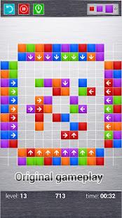 Blocks Next - Puzzle logic