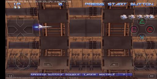 PS2 Emulator - DamonPS2 - PPSSPP PS2 PSP PS2 Emu 3.3.2.1 screenshots 3