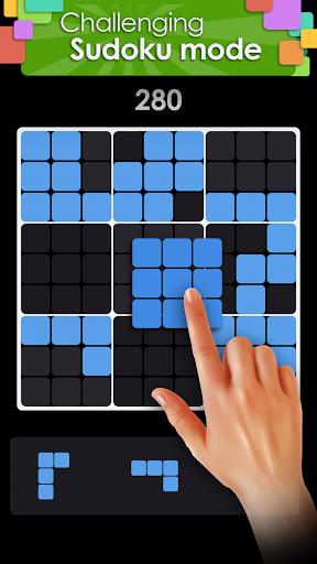 X Blocks Puzzle - Free Sudoku Mode! 1.6.1 screenshots 3