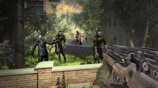 Télécharger Cible Zombie Dead Frontier 3D APK MOD (Astuce) screenshots 1