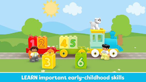 LEGO u00ae DUPLO u00ae WORLD - Preschool Learning Games  screenshots 2