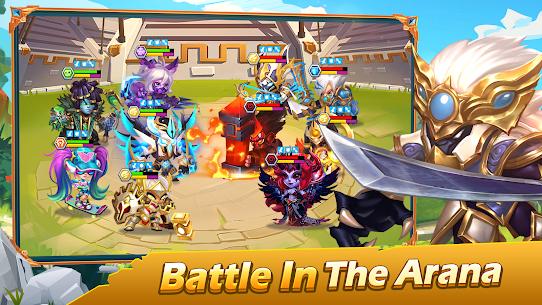 TapTap Heroes Mod Apk (Unlimited Money) 3