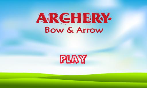 archery - bow & arrow screenshot 1
