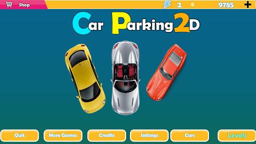 car parking 2d screenshot 1