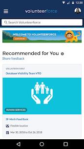 Salesforce Volunteerforce 8.0 Mod Android Updated 2