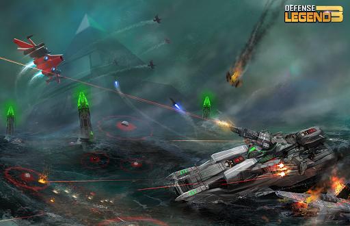 Defense Legend 3: Future War 2.7.2 screenshots 4
