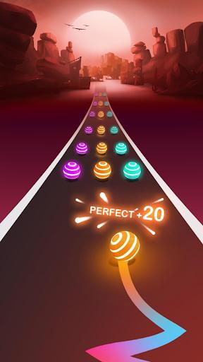 BTS ROAD : ARMY Ball Dance Tiles Game 3D 3.0.0.1 screenshots 2