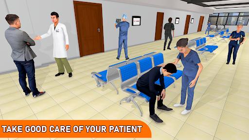 Virtual Family Hospital 3D :Surgery Simulator 2021  screenshots 9