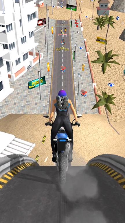 Bike Jump poster 1