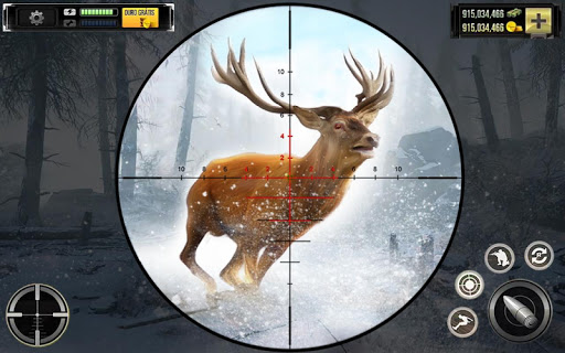Deer Hunting 3d - Animal Sniper Shooting 2020 1.0.28 screenshots 4