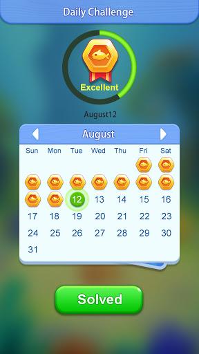 Solitaire 3D Fish apktram screenshots 8