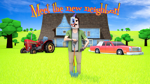 Scary Clown Man Neighbor. Seek & Escape 1.14 screenshots 1