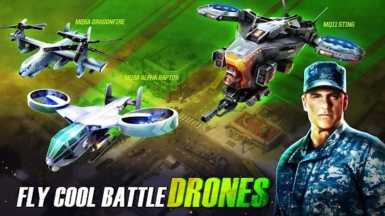 Drones 4: Zombie Strike MOD APK 1.19.252 (Unlimited Money) 2
