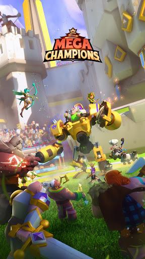 Mega Champions  screenshots 1