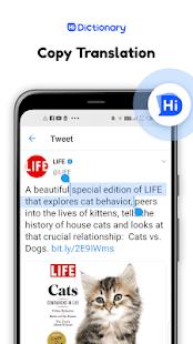 Hi Dictionary - Free Language Dictionary