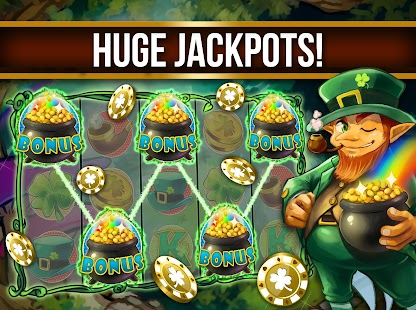 Slots: Hot Vegas Slot Machines Casino & Free Games Screenshot
