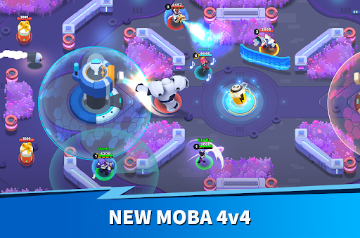 Heroes Strike - Modern Moba & Battle Royale  screenshots 2