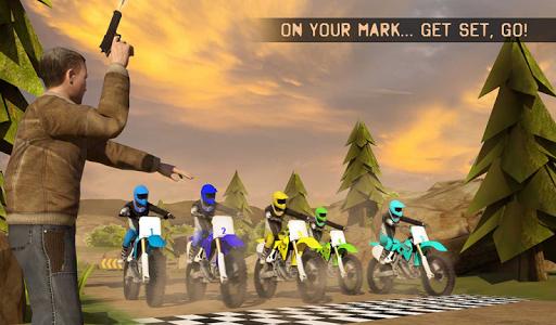 Motocross Race Dirt Bike Games screenshots 8