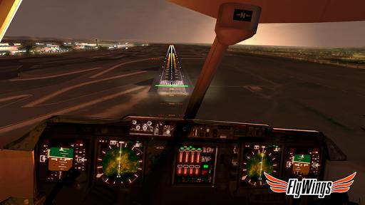Flight Simulator 2015 FlyWings Free 2.2.0 screenshots 10
